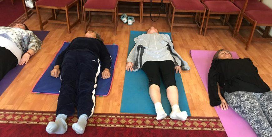 2taller de yoga